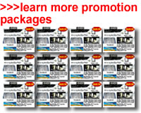 learn more promotion packages